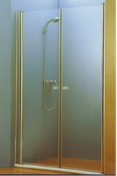 """תמונה של מקלחון סטנדרטי חזית 2 דלתות  105 עד 110 ס""""מ"""